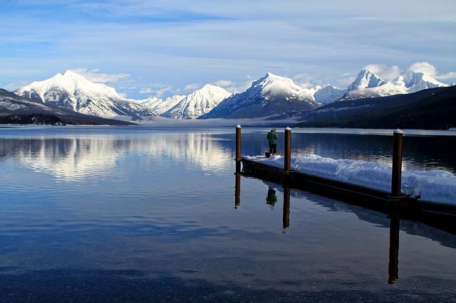 Особенности зимней рыбалки