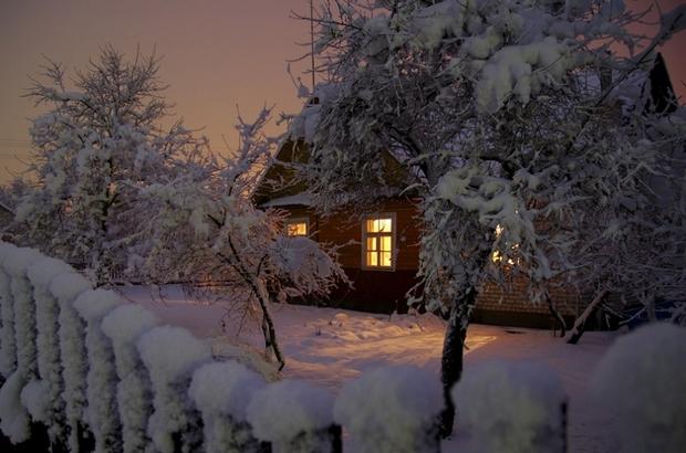 База отдыха на Рождество