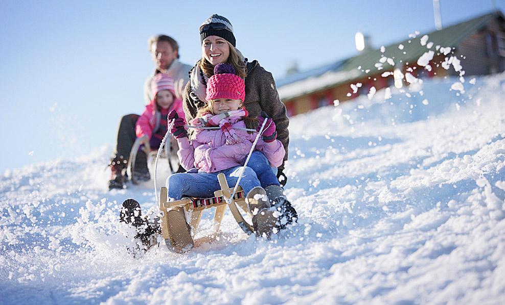 Зимний отдых в Ленинградской области