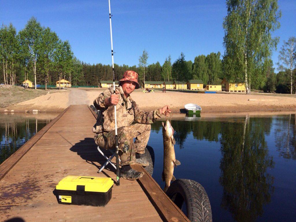 Рыбалка в Ленинградской области на Ладоге и Свири