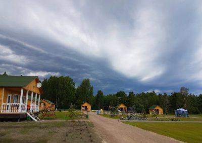 База отдыха Подворье - выборгский район ленинградской области