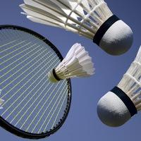 Бадминтон и теннис на базе отдыха в ЛО