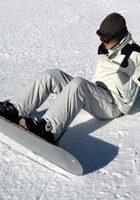 катание на сноуборде в ЛО база отдыха