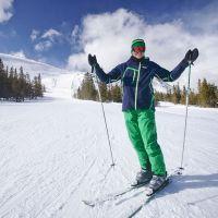Катание на лыжах в ЛО