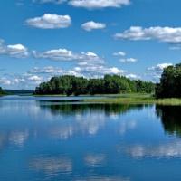 Отдых на озере база отдыха в ЛО