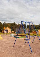 детская площадка база отдыха в ЛО
